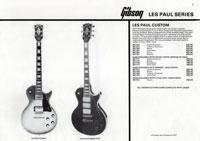 1981 Gibson (Rosetti, UK) catalogue page 3