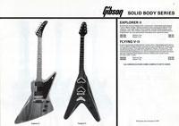 1981 Gibson (Rosetti, UK) catalogue page 7