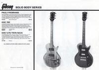 1981 Gibson (Rosetti, UK) catalogue page 8