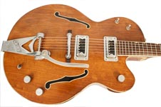 1965 Gretsch Tennessean guitar