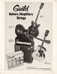 Guild Starfire - Guitars Amplifiers Strings
