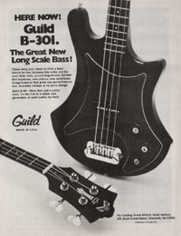 Guild B-301 - Here Now! Guild B-301