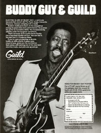 Guild Starfire - Buddy Guy and Guild