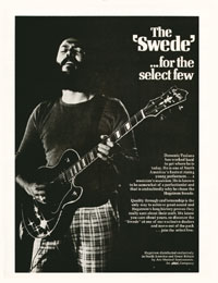 Hagstrom Swede - The Swede - for the select few