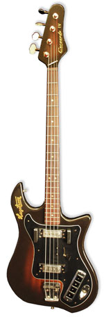 1966 Hagstrom Coronado IV bass