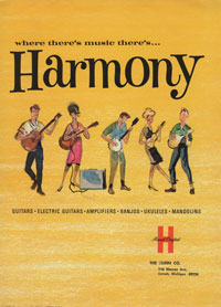 1965 Harmony catalogue