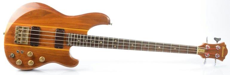 Ibanez Studio bass ST-824, 1980