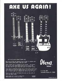 Ibanez Doubleneck Guitars - Axe Us Again