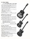 Introducing the Gibson SG Special guitar, from Gibson Gazette, Summer 1961