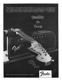 Fender Jaguar - Quality is seen
