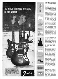 Fender Jazz - The most imitated guitar in the world