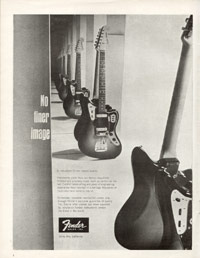 Fender Jaguar - 1966