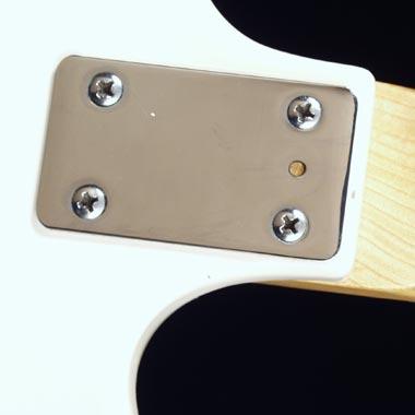 Kalamazoo KB bass neckplate