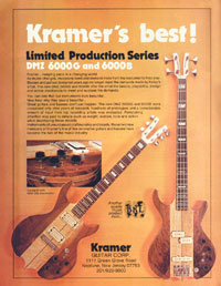 Kramer DMZ 6000B - 1979