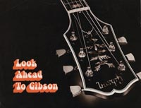 1973 Gibson solid bodies catalogue