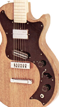 Gibson Marauder from 1978 full line catalog