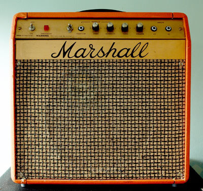 1972 Marshall Mercury 2060