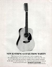 Martin D12-28 - 1971