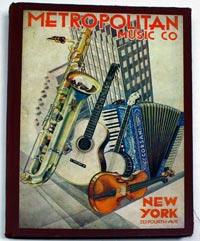 1935 Metropolitan Music catalog
