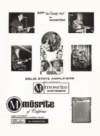 Mosrite amplifiers - Join the