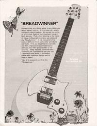 Ovation Breadwinner 1251 - Breadwinner