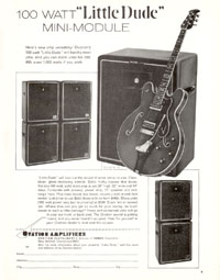 Ovation Thunderhead - 1969