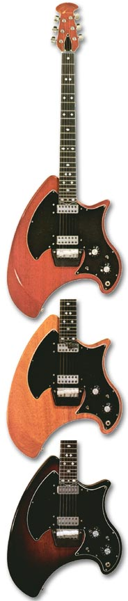 ovation deacon electric guitar