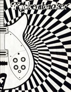 1968 Rickenbacker catalogue
