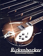 1975 Rickenbacker catalogue