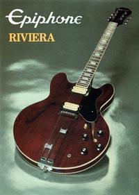 1982 Epiphone Riviera (Japan)