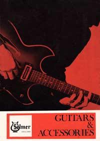 1970 Selmer catalogue