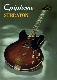 1982 Epiphone Sheraton (Japan)
