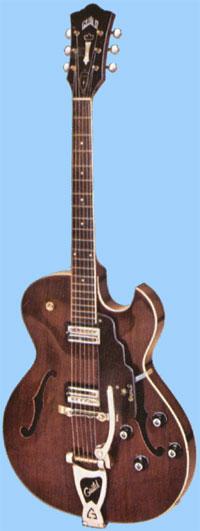 Guild Starfire SF-III guitar