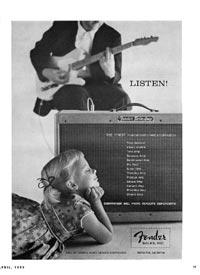 Fender Telecaster - Listen