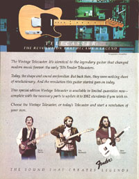 Fender Telecaster - The Revolution That Became A Legend