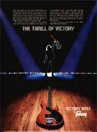 Gibson Victory Standard - The Thrill of Victory