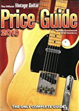 2008 official vintage guitar magazine price guide
