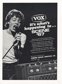 Vox Amplifiers - Vox: It