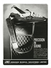 Vox Soundcaster - Precision in Sound