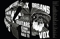 Vox Guitars - Frankfurt Fair