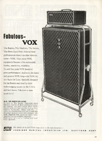 Vox AC 100 Super De Luxe - Fabulous - Vox