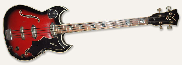Vox Escort Bass guitar