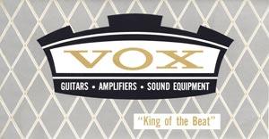 1965 US Vox catalogue