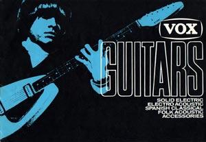 1967 Vox catalogue (UK JMI)