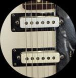 Vox guitar pickups