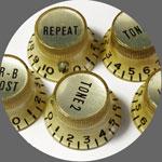Vox control knobs