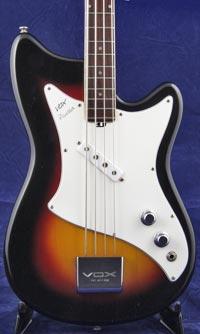 Vox Panther bass