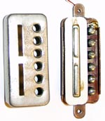 Welson pickups, as used in the Vox VG12